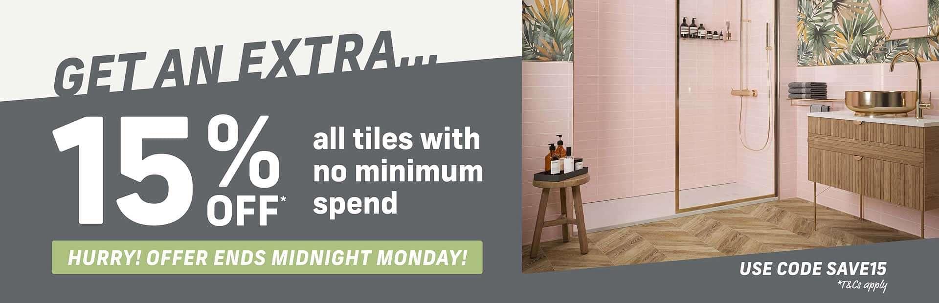 Great Savings at Tile Giant!
