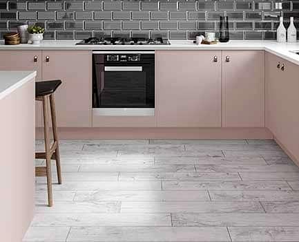 Ordesa Wood Effect Kitchen Tiles