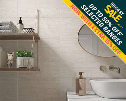 Alora Ceramic Bathroom Wall Tile