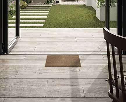 Wood Effect Outdoor Tiles