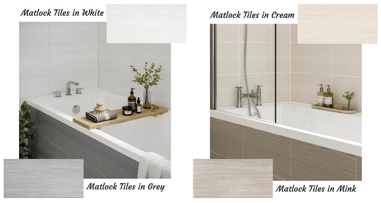 Matlock Tiles   Textured Tiles