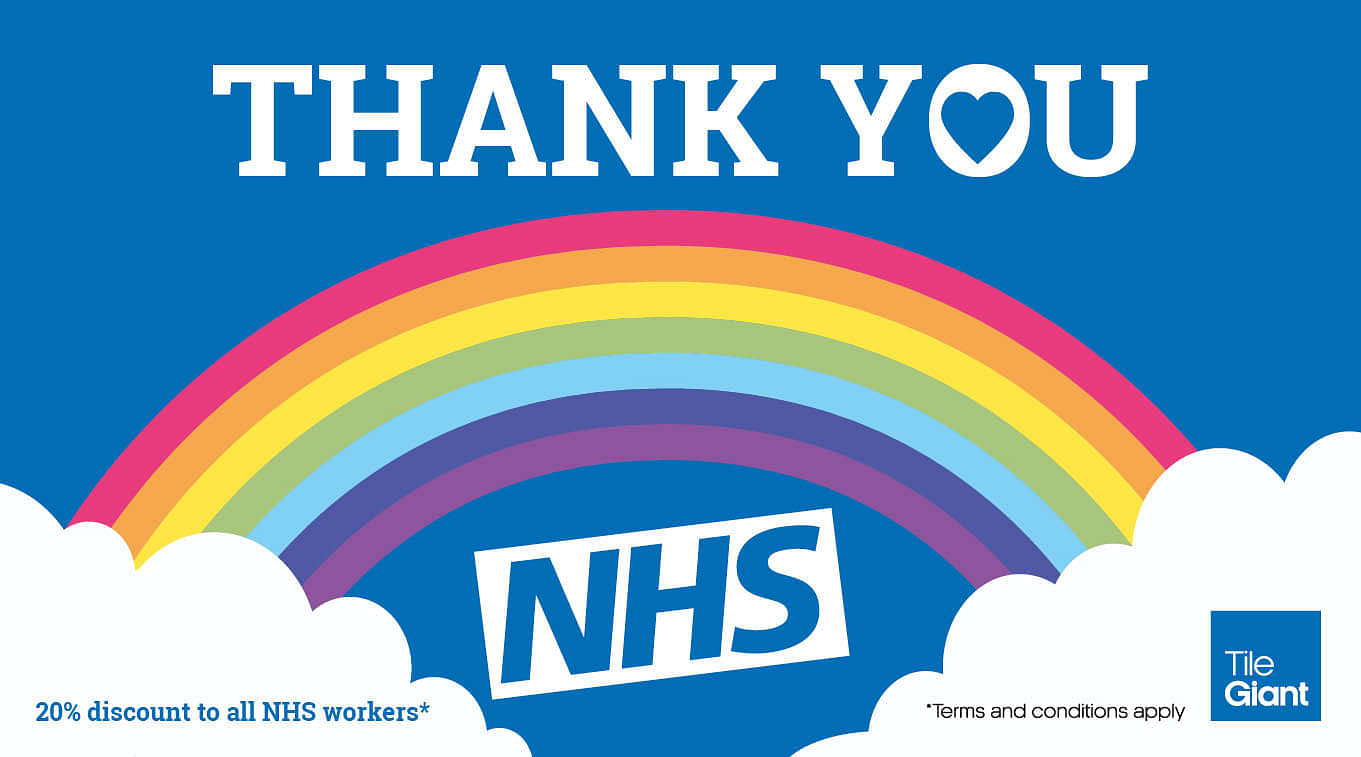 20% discount for all NHS  workers