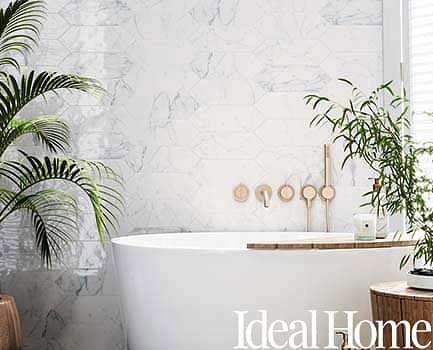Picket Bathroom Wall Tile