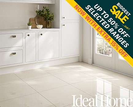 Seaboard in partnership with Ideal Home