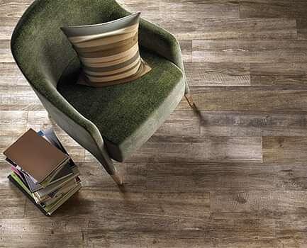 Silva Wood Effect Porcelain Tile
