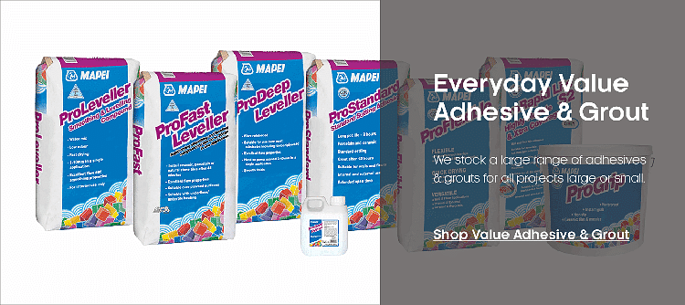Everyday Value Adhesive & Grout