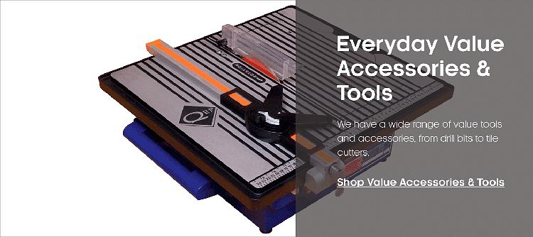 Everyday Value Accessories & Tools