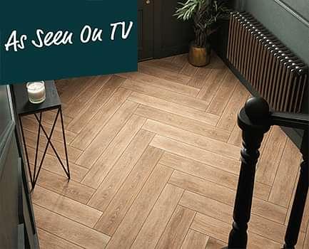 Stanton Oak Wood Effect Tile