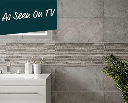 Hamilton Grey Wall Tile