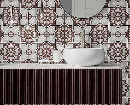 Adorne Bathroom Wall Tile