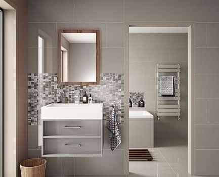 Cordova Porcelain Bathroom Tile