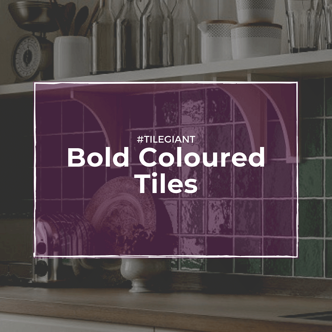 Bold Colours Tile Customer Projects