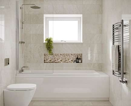 Echo Bathroom Wall Tile