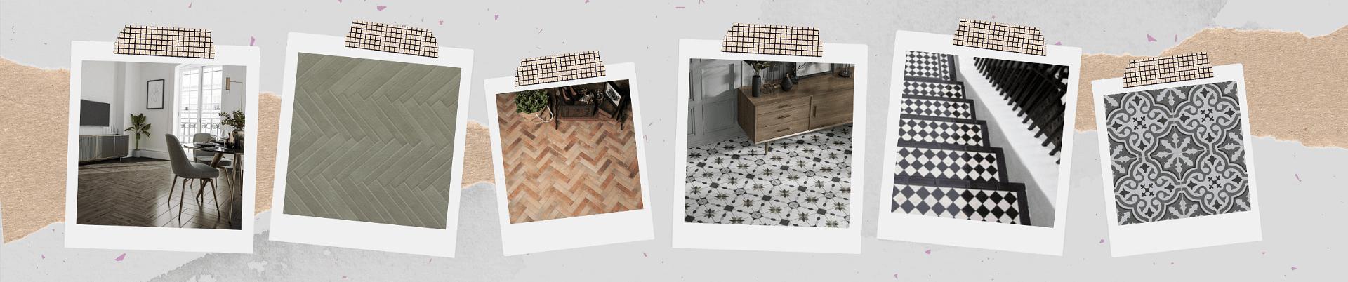 Floor Tiles Customer Projects Header