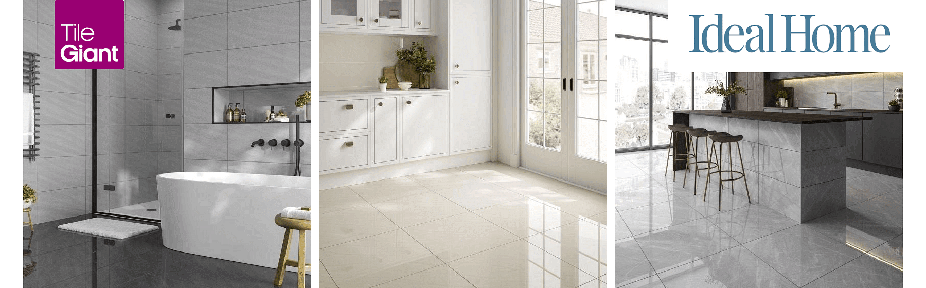 Ideal Home at Tile Giant