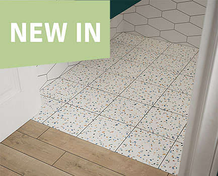 Emilia Porcelain Floor Tile