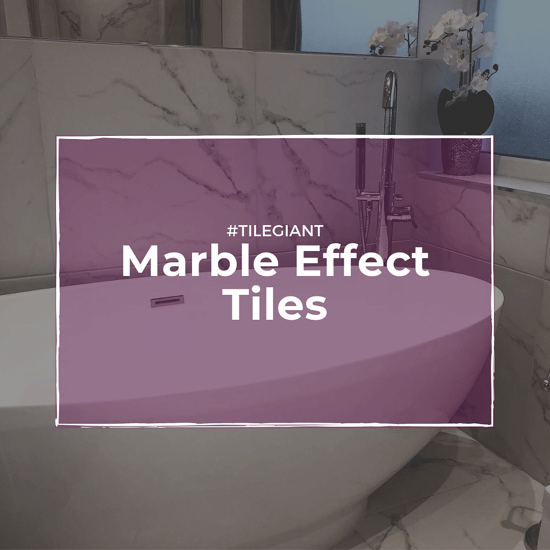 Marble Effect Tiles Customer Projects