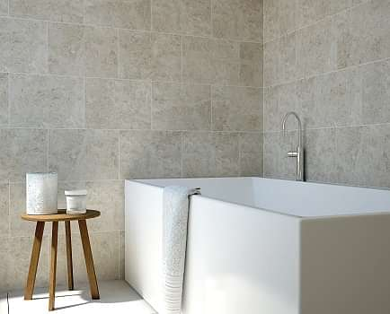 Messina Marble Effect Bathroom Wall Tile