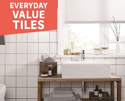 Classic White Wall Tile